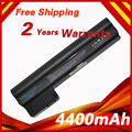 Batería del ordenador portátil para hp mini 110-3000 cq10 cq10-400 hstnn-cb1u hstnn-db1u 06ty 607762-001 607763-001 ty06 ty06062