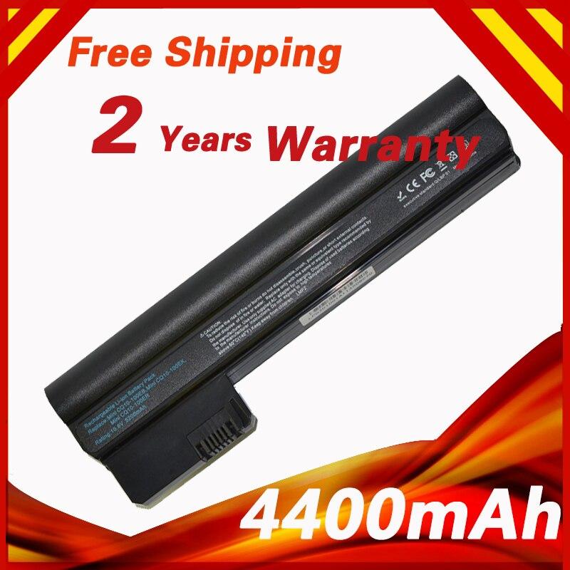 Laptop Battery For HP mini 110-3000 CQ10 CQ10-400 06TY 607762-001 607763-001 HSTNN-CB1U HSTNN-DB1U TY06 TY06062