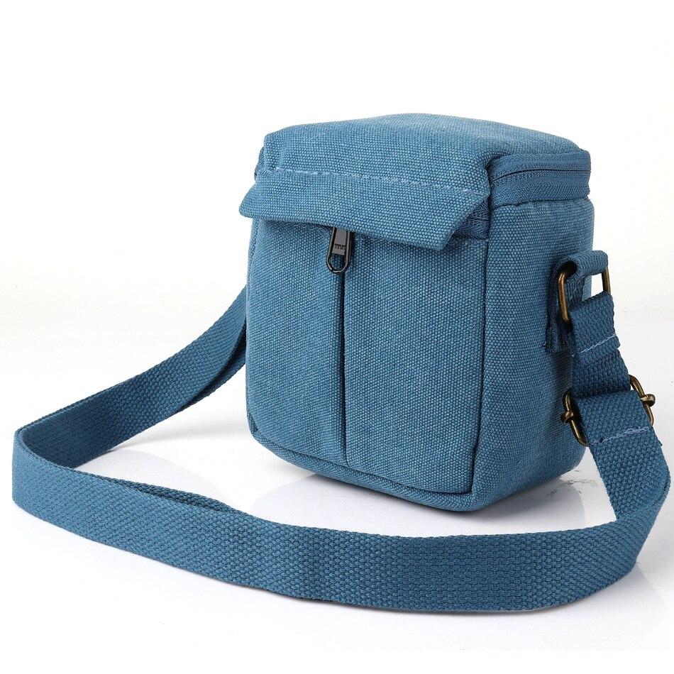 цена Waterproof MiNi Digital Camera Bag Case Cover For Canon EOS M100 M50 M10 M6 M3 M2 SX540 SX530 SX520 SX510 SX500 HS SX430 IS G16