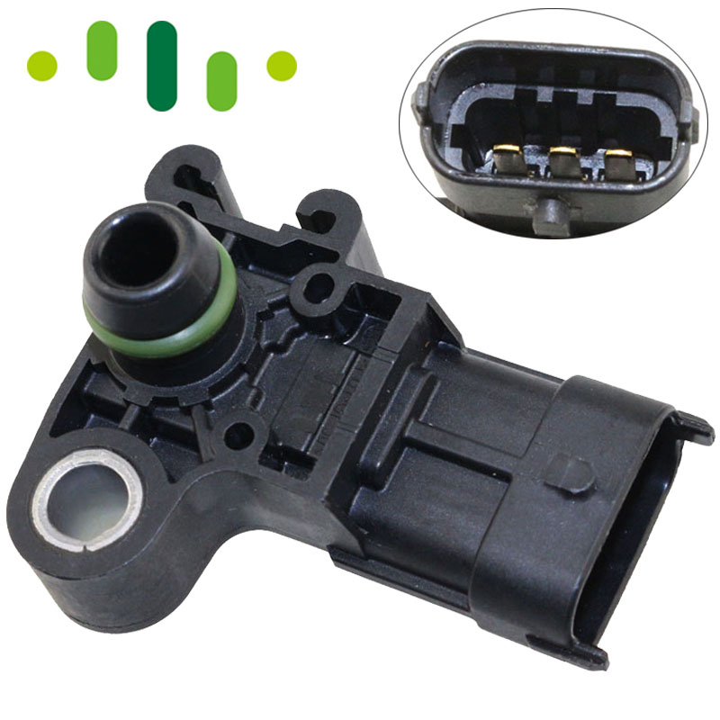 MAP Sensor Manifold Absolute Intake Boost Pressure AG9Z-9F479-A For Ford Edge Fiesta Focus Transit Lincoln MKC MKZ MKT MKX MAP Sensor Manifold Absolute Intake Boost Pressure AG9Z-9F479-A For Ford Edge Fiesta Focus Transit Lincoln MKC MKZ MKT MKX
