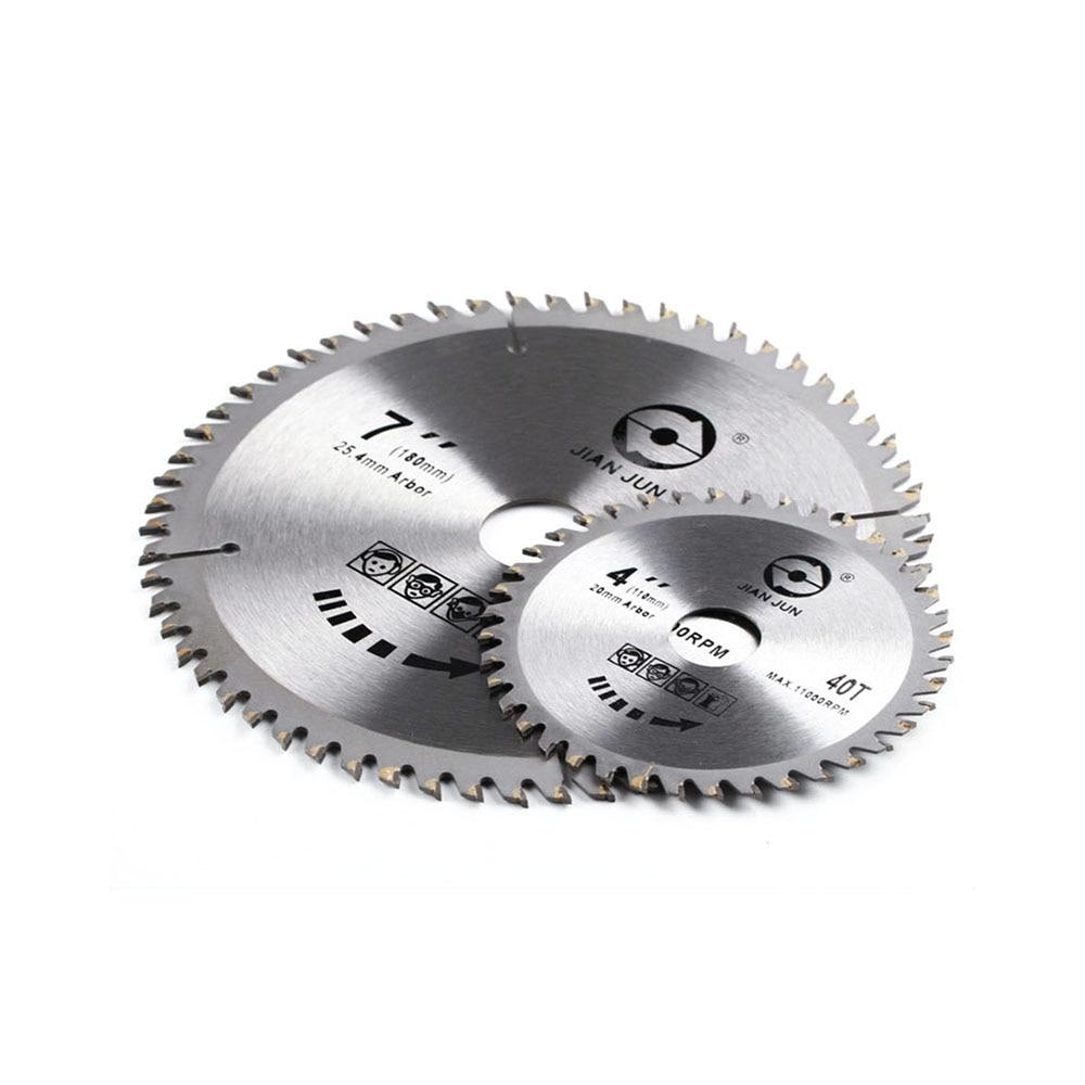 JUN Grinder Grinder TCT Circular Discs Disc 1 PC For 30/40 Teeth Ultra-thin Wood JIAN Angle Carbide Saw Cutting Cutting Piece