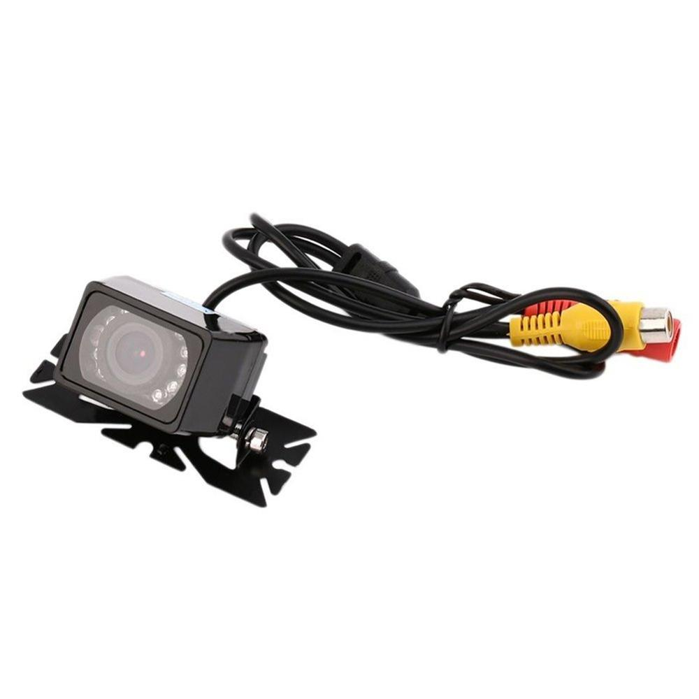 HD Car Rear Camera with Parking Lines Backup Reverse Camera Rear View Camera Wide Angle mirror Camera Water Proof for All Cars Multan