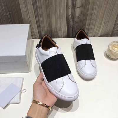 2019 г. Женская Белая обувь модные брендовые дизайнерские кожаные повседневные комплекты из эластичной ткани женская обувь
