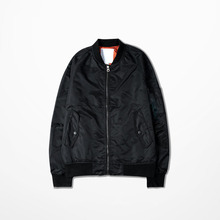 Popular Plain Bomber Jacket-Buy Cheap Plain Bomber Jacket lots ...