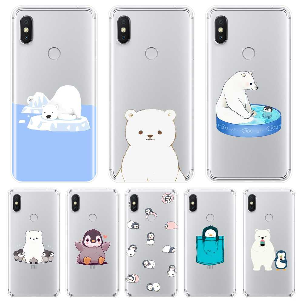Soft Phone Case Silicone Voor Xiaomi Redmi S2 6A 5 Plus 4A Beer Leuke Back Cover Voor Pocophone F1 Redmi opmerking 6 Pro 5A Prime 5 4 4X