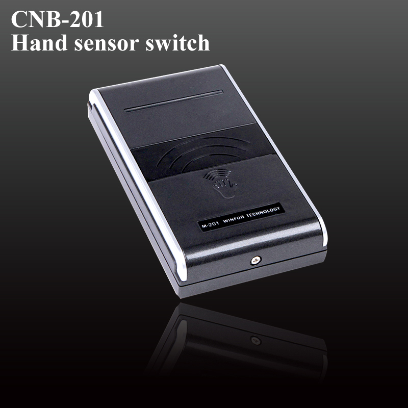 Infrared No Touch EXIT Access Button Switch Sensor For Automatic Sliding Door Motor Door Access Control System