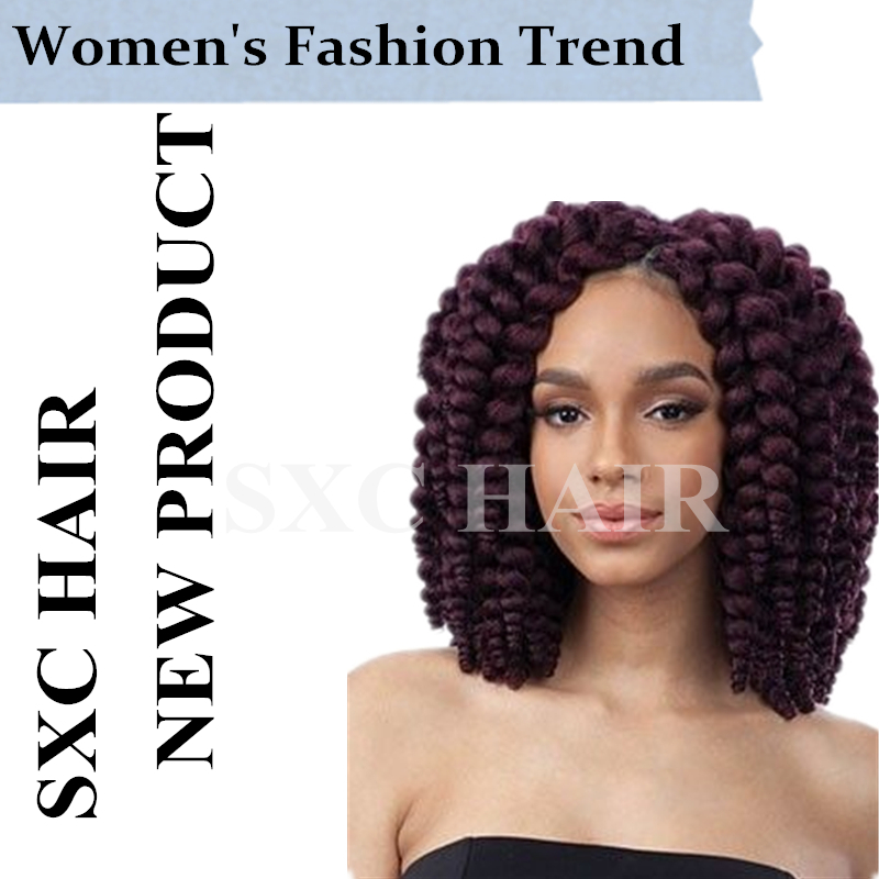 New Arrival 2x Value Model Model Jumpy Wand Curl Twist Janet Crochet