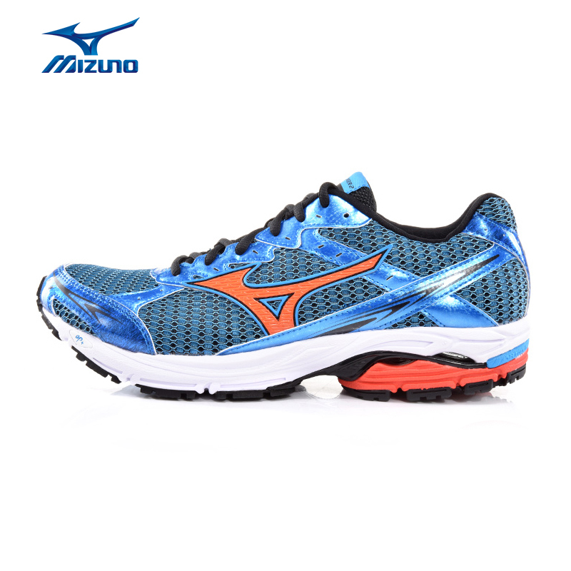 MIZUNO Men Mesh Breathable Light Weight Cushioning Jogging ...