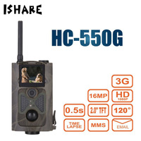 HC-550G MMS Photo Traps Hunting Camera Infrared Video Waterproof Wildlife Wild Hunter Trail Camera Recorder Camera Chasse