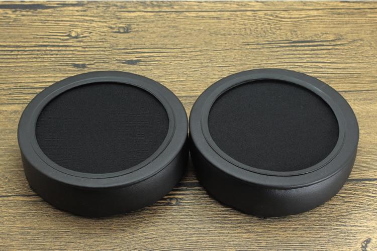 1 Pair 100MM 80-110MM Replacement Long Velvet Foam Ear Pads Cushions for Sony for AKG for beyerdynamic Headphones 1 (7)