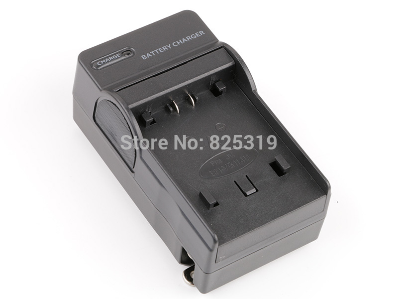 Battery Charger for JVC Everio GZ-MS110 GZ-MG760 GZ-MG980 GZ-MG750 GZ-HM965 GZ-HM970 GZ-HM990 GZ-<font><b>HD660</b></font> image
