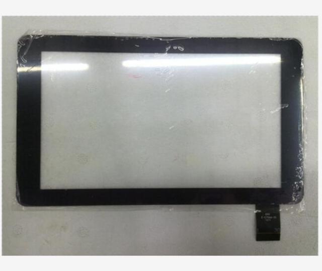 7 Pulgadas OEM Compatible con E-C7066-01 Pantalla Táctil Negro Digitalizador Lente de Repuesto Para Tablet PC A Estrenar
