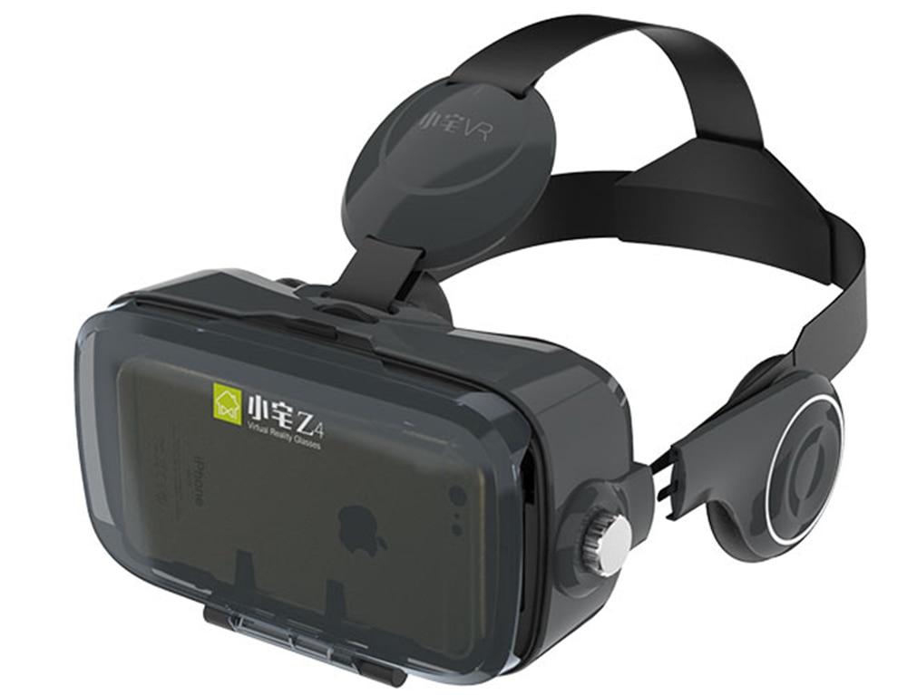 Վիրտուալ իրականություն Google Cardboard VR BOX - Դյուրակիր աուդիո և վիդեո - Լուսանկար 2