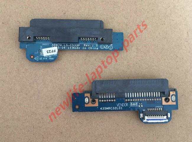 NUEVA original para M7-N M7-N101DX SERIE HDD hard drive junta ABW70 LS-C533P 435MRC32L01 prueba de buen envío libre