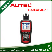 Autolink AL619 Code Reader Autel AL 619 Professional Diagnostic tool with New Software Update Online