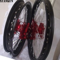 XUANKUN 12/14 Inch Off Road Motorcycle Modified Wheels Wheel Rims CNC Wheel Rim Assembly