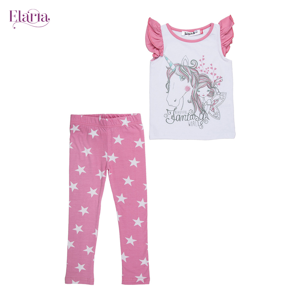 Children's Sets Elaria ESg-28-1 Children Clothing set of boys and girls db6077 dave bella autumn infant boys active clothing sets children suit high toddler outfits clothing suits