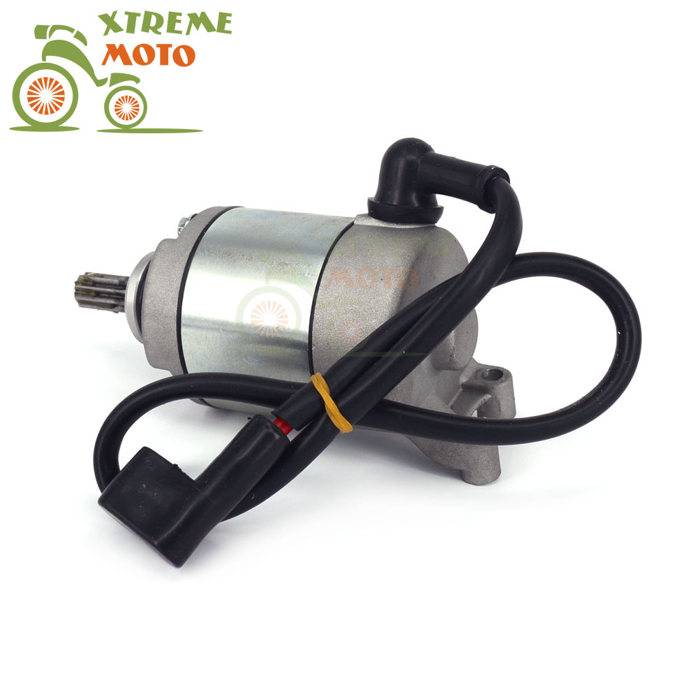 Motorcycle Electric Motor Starter For ZONGSHEN NC250 KAYO T6 K6 BSE J5 RX3 ZS250GY-3 4 Valves Parts oil filter clearance for zs177mm zongshen engine nc250 kayo t6 k6 bse j5 rx3 zs250gy 3 4 valves parts motocross page 5