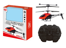 Coo! Hobby Mini Indoor Remote Control Co-Axial  RC Helicopter with Light Built in Gyroscope Charging On The Remote Control
