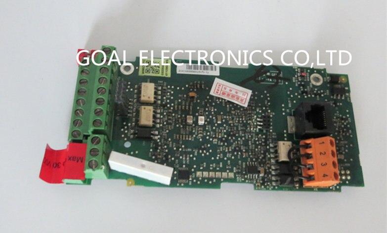Onduleur ACS355 série carte mère carte de contrôle CPU conseil IO conseil bornier WMIO-01C
