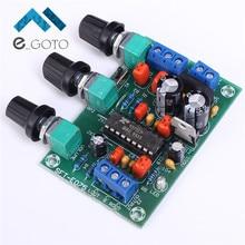 XR1075 BBE Digital Audio Processor 12V Amplifier Preamp Prepositive Board Preamplifier Module