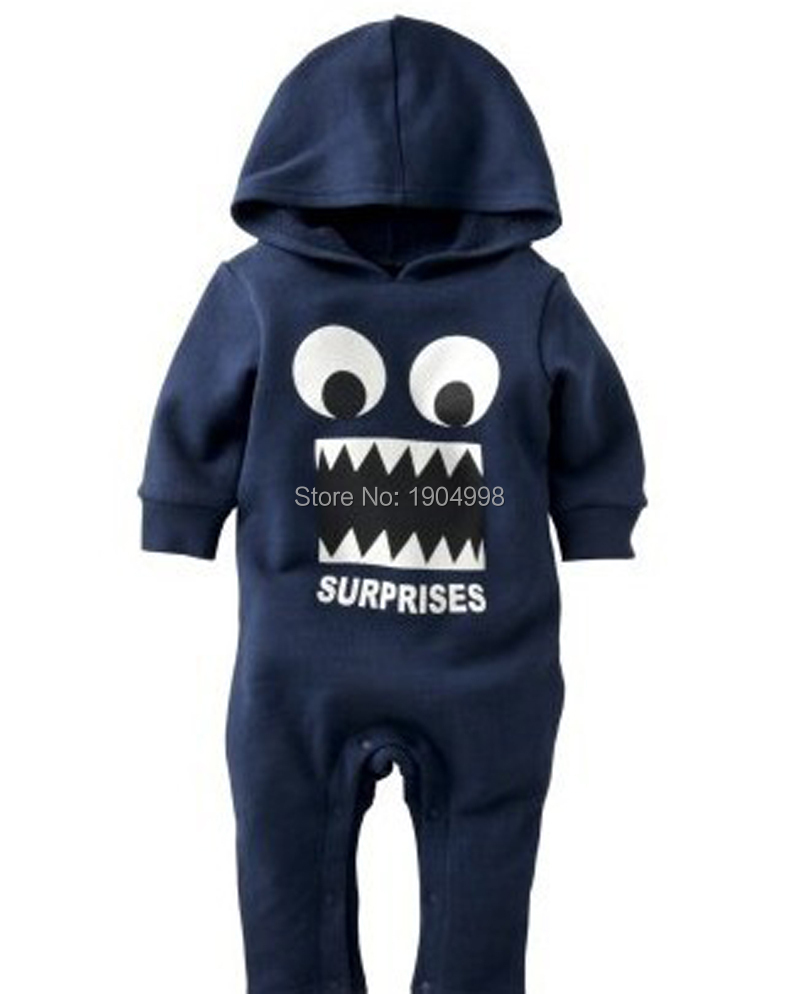 d27b4918483 funny baby clothes halloween costumes hoody romper autumn winter ...