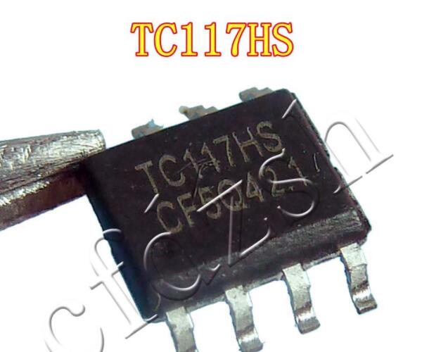 10pcs/lot TC117HS TC117 SOP-8