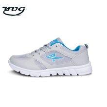 YUG 2017 Zapatos Corrientes de Las Mujeres de la Superestrella Transpirable Jogging Turismo Caminando zapatillas Deportivas Zapatos Deportivos ultraligeros Zapatos para Las Mujeres