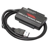 USB 3 0 2 0 To SATA IDE 2 5 3 5 Hard Drive Adapter Converter