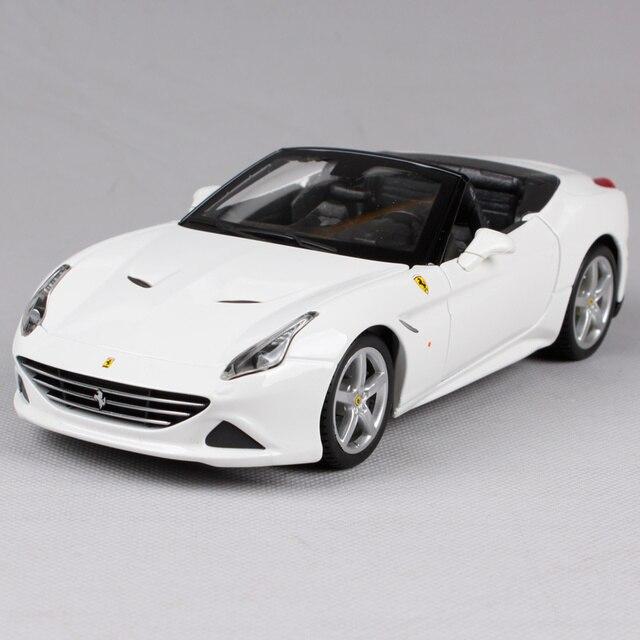 Maisto Bburago 1:24 FRI California T Open Top Sports Car Diecast Model Car  Toy