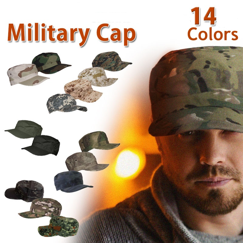 Outdoor Sports Army Tactical Cap Military Patrol Hat Browning Men Cotton Camouflage Paintball Airsoft Caps Hunting Hats