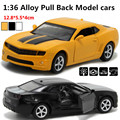 Alloy Hornet 1:36 alloy pull back model car, open the door, music,Diecast cars,free shipping