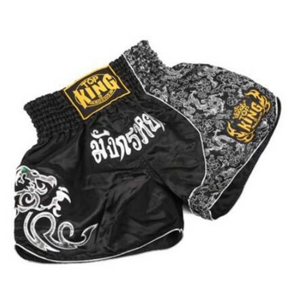 Pria Tinju Celana Printing MMA Celana Pendek Kickboxing Pertarungan Bergulat Pendek Tiger Muay Thai Tinju Celana Pendek Pakaian Sanda dengan Harga Murah MMA