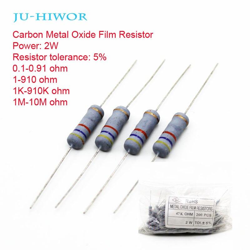 10M Ohm 1/% 5/% 0,25 W 1//4 W Resistor 50 X SMD Resistor Design 1206 Value 1k