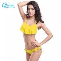Bikini 2017 Sexy Cross Styles Bandage Push Up Swimsuit Women Brazilian Bikini Set Hot Swimsuit Biquini