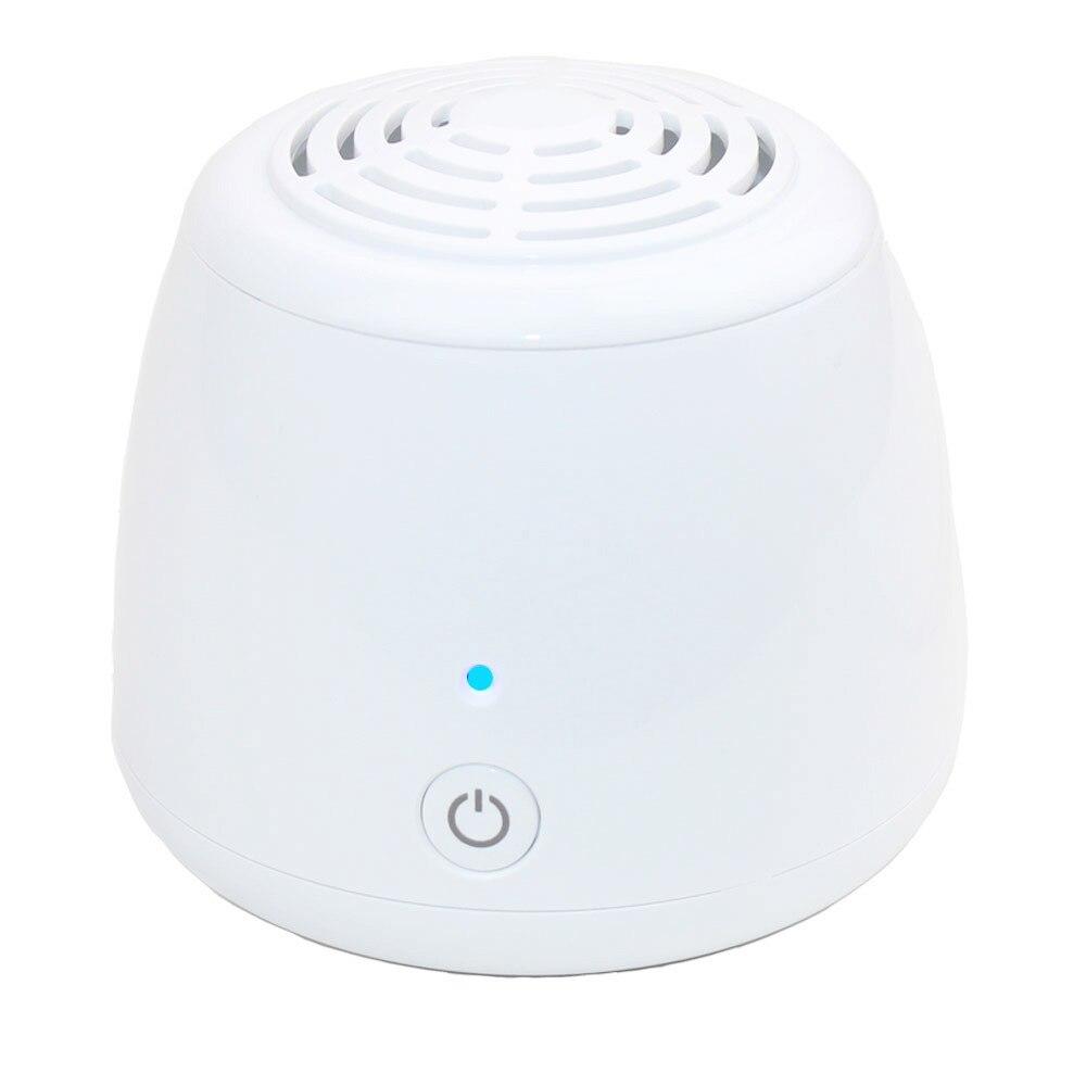Luft Reiniger Sterilisator Ozon Generator Ozonator Ionisator Timer Luft Reiniger Gefrierschrank Deodorizer Für Kühlschrank Badezimmer Kühlschrank