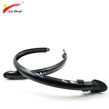 JS 700C черный велосипед крылья набор велосипедный грязезащитный горный велосипед грязезащитный цикл шоссейные шины передние задние Крылья Велосипедное крыло