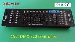 192 dmx 512 controlador/controlador de iluminação led/l192 dmx efeitos de iluminação instalação dmx19192 controlador farrow cabo rvvvp