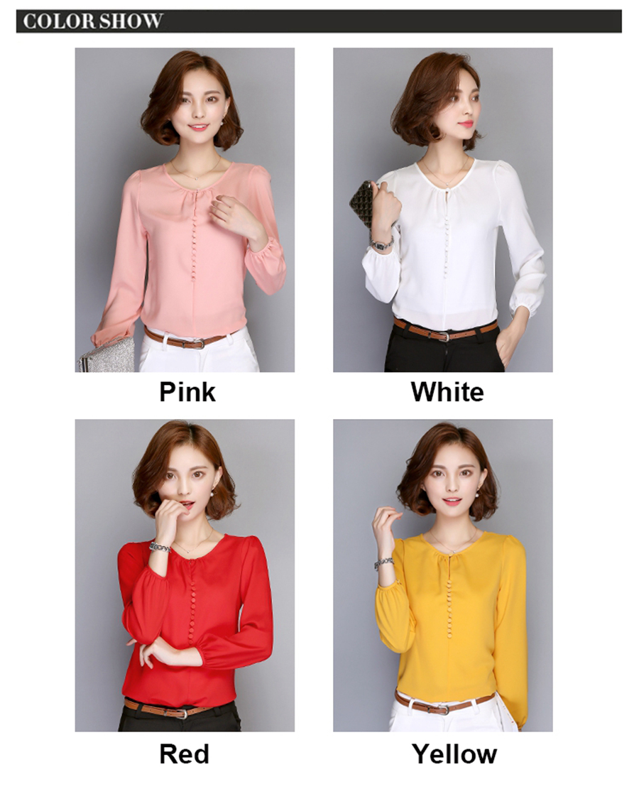 long sleeve blouse shirt women (1)
