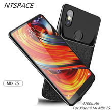 Backup Battery Power Case 4700mAh Extended Phone For Xiaomi Mi MIX 2S Portable Charging