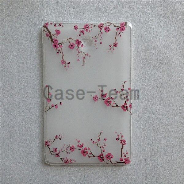 Cartoon Tablet TPU Case for Samsung Galaxy Tab E 9.6 T560 T561 case