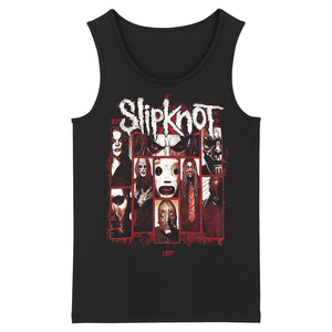 Image 1 - Bloodhoof Slipknot New Wave of American Heavy Metal Band Mens Top Tank Asian Size