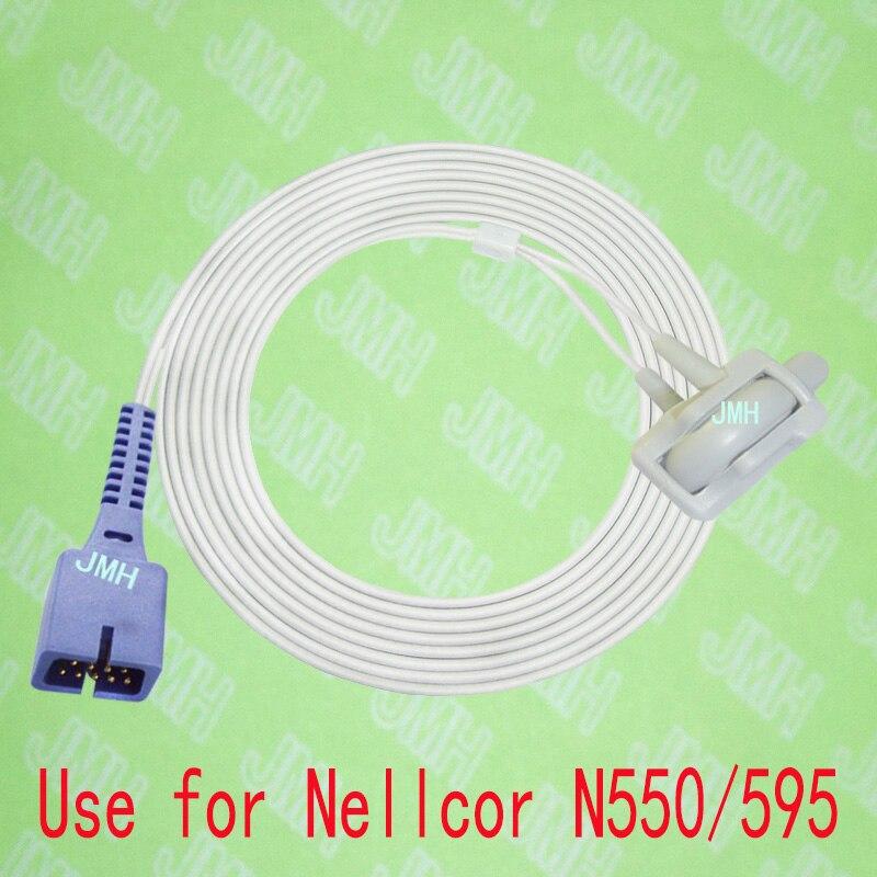 Compatible with GE and Nellcor Pulse Oximeter monitor, Neonate silicone wrap spo2 sensor.Compatible with GE and Nellcor Pulse Oximeter monitor, Neonate silicone wrap spo2 sensor.
