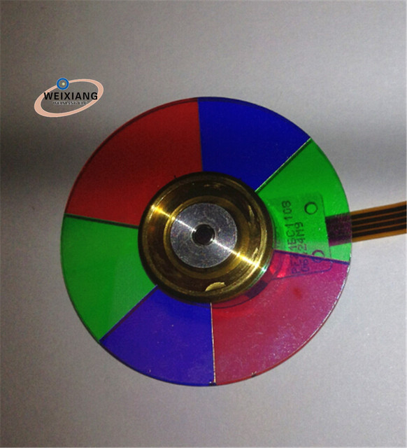 Original Color Wheel For Benq W1080st W1075 W1070 V Projector Color