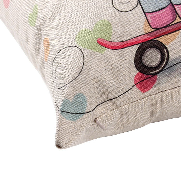 Time to be a Unicorn Cotton Pillow Cases