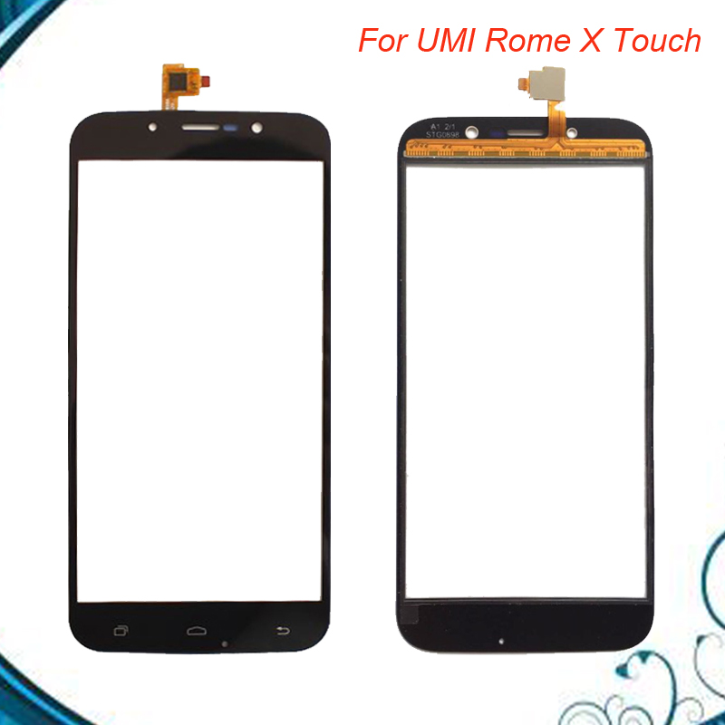 for Touch Screen Replacement Glass Lens For Umi Rome //Rome X