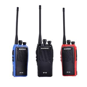Image 5 - 2 pièces 100% Original Baofeng Radio Comunicador BF K5 talkie walkie hôtel émetteur récepteur de poche Cb Radio K5 jambon Radio Woki Toki