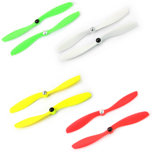 4 pairs 8045 colorful FPV plastic blades self locking propeller for font b RC b font