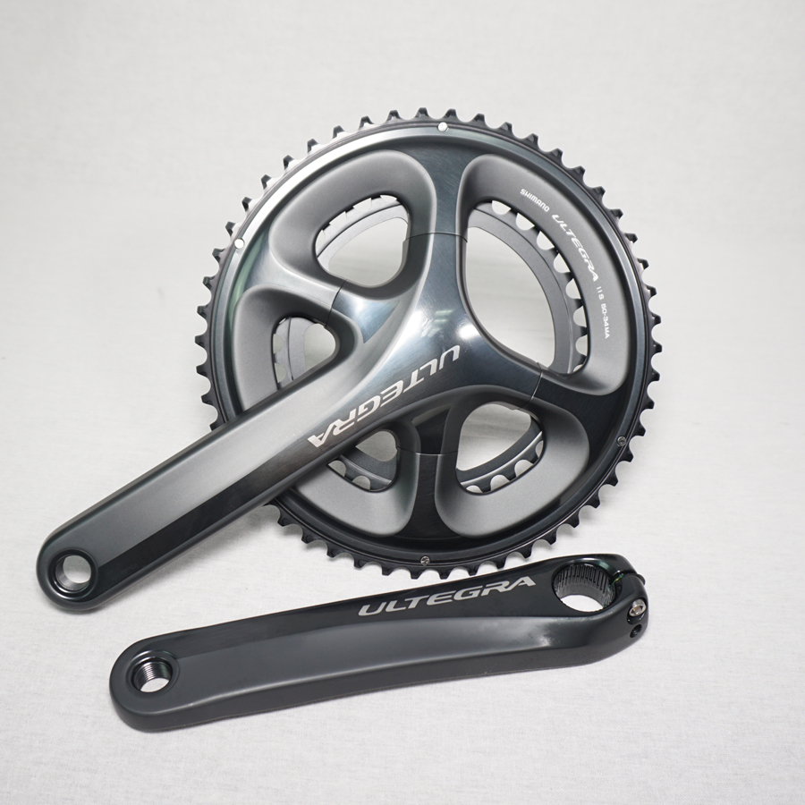 Shimano Bicycle Crank Chainwheel Road Bike Crankset Alloy Aluminum XCADEY Bicycle Crank Power Meter 5800 6800 9000 for Bicycle prowheel chariot 53t folding bike road bike crankset 170 crank bicycle chainwheel 170l 170mm for sp8 8s 9s speed