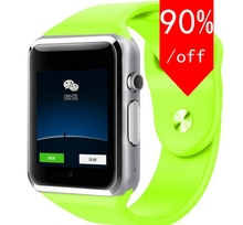 smart watch for Apple android phone support SIM card smartwatch Clock Sync Notifier pk gt08 wearable smart electronics11